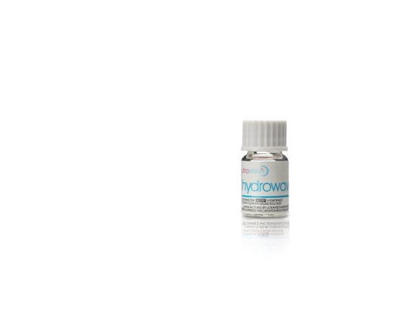 hydrowave vial